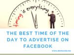 The Best Time Of The Day To Advertise On Facebook